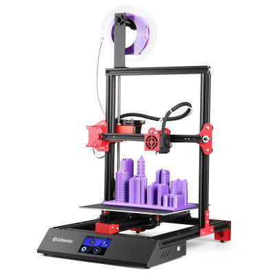 Alfawise U50 DIY FDM 3D Printer 3.5 inch Touch Screen