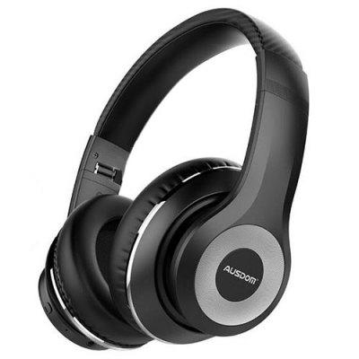 Ausdom ANC10 Active Noise Cancelling Wireless Headset