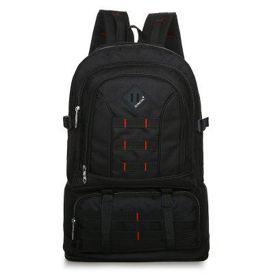 xinrong795 Men's Durable Outdoor Hiking Backpack Fashion Bag