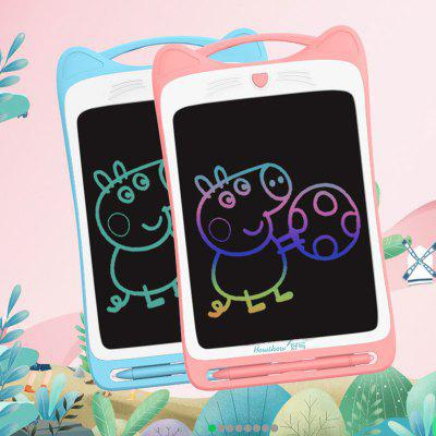 What Your Punny Do To The Wall? HOWSHOW 8.5 inch Colorful Drawing Tablet Prevents This From Happening!