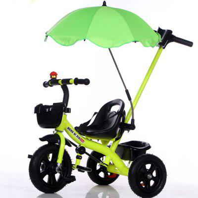 Tricycle Bicycle Inflatable Wheel Baby Stroller Toddler for Children