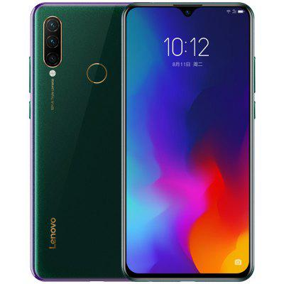 Lenovo Z6 Lite 4G Smartphone International Version 6.3 inch Android 9.0 Snapdragon 710 Octa Core 6GB RAM 128GB ROM 3 Rear Camera 4050mAh Battery Image