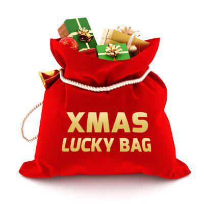Lucky Bag s Bike Lights