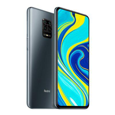 Xiaomi Redmi Note 9S 48MP Quad Camera Array Mobile Phone Global Version Online Smartphone EU Plug