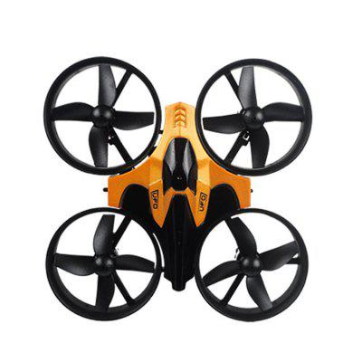 2.4G Mini RC Quadcopter One Key Return Home Headless Mode Small Remote Control Aircraft Children Toy