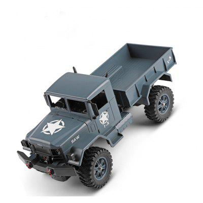 Electric Remote Control Four Wheel Drive Dodge Military Truck Toy Simulation