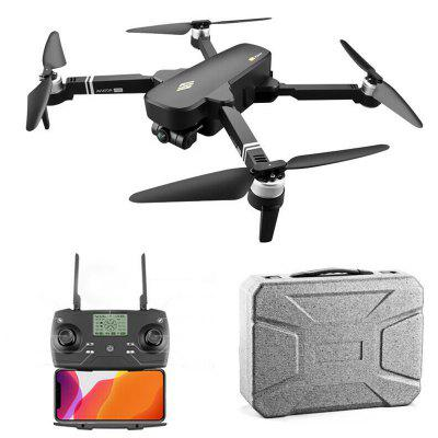 Two-axis Gimbal Aerial Drone 6K HD Folding Quadcopter Remote Control Aircraft Toy Image
