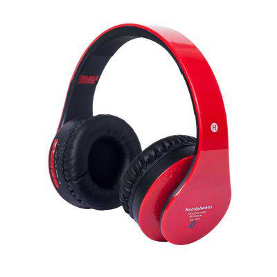 SN-P13 Subwoofer Bluetooth Foldable Headset RF Radio Wireless Stereo Headphone Hands Free with Microphone