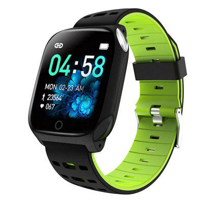 F16 Smart Watch ECG Monitoring Blood Pressure Heart Rate Call Reminder Exercise Pedometer Smartwatch