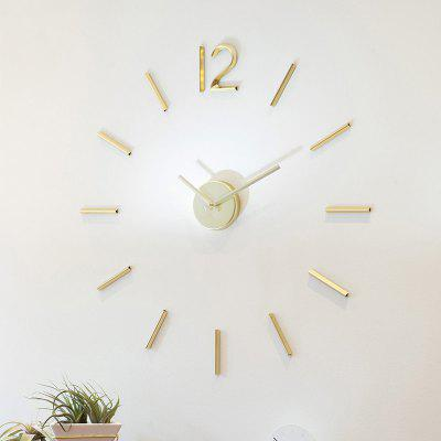 Nordic Creative Living Room Wall Clock Fashion Modern Simple Household Light Luxury Style from Youpin