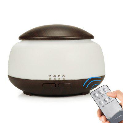 A2 Aroma Diffuser Wood Grain USB Ultrasonic Humidifier Mini Automatic Spraying Machine