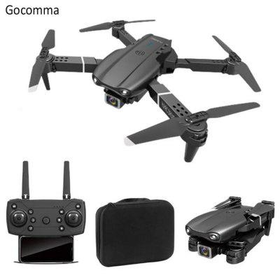 HJ97 WiFi FPV With 4K HD Dual Camera 15mins Flight Time Altitude Hold RC Drone Quadcopter RTF sjrc f11 pro 4k gps drone with wifi fpv 4k hd camera two axis anti shake gimbal f11 brushless quadcopter vs sg906 pro 2 dron