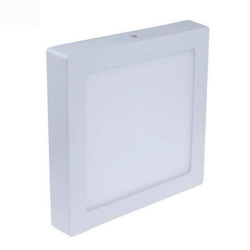 Led Panel Light 18w Surface Mounted Ceiling Lights Ac 85 265v Square Downlight Gearbest