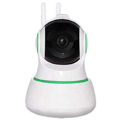 Wireless IP Camera With Night Vision WiFi Network Webcam CMOS 1 0MP 3 6mm  Lens Panoramic 3D Positioning Navigation