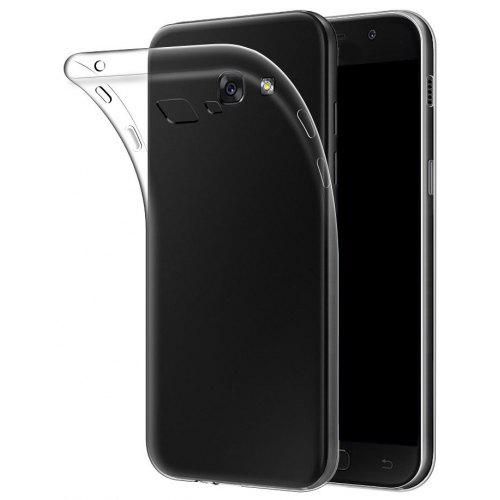 Ultrathin Shock-absorption Bumper TPU Clear Case for Samsung Galaxy A3 2017 - $0.90 Free Shipping|Gearbest.com