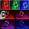 Jiawen 5M Waterproof Ip65 Smart Home Wi-Fi Rgb Led Strip Light Kit - WHITE 1001#