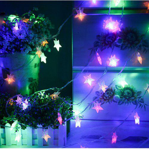 Kwb Led Christmas String Lights Little Star 10m 60 White Warm Rgb Color Gearbest
