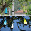 SZKINSTON 0.5W 2V IP44 Colorful Creative Light Control Solar Powered LED Bottle Lights Decorated Light for Holiday Garden Fence Landscape Lights - FERN