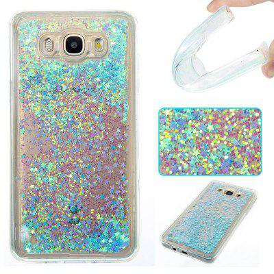 All Soft Tpu Quicksand Phone Case for Samsung Galaxy J7 2016