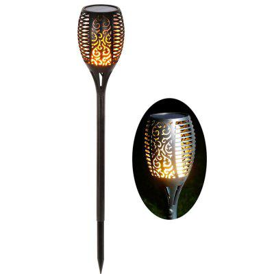 SUPli Solar LED Dancing Flame Waterproof Outdoor Light