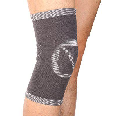 Mumian A05 Classic Bamboo Knee Knitting Keep Warm Sports Knee Sleeve Brace - 1PCS