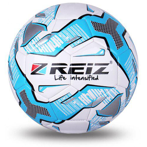 dd99c3d74b7 Reiz 534 High Quality Official Size 5 Standard Pu Soccer Ball Training  Football Balls Indooroutdoor Training