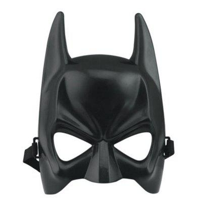 Hot Halloween Adult Black Masquerade Mask Male Cool Half Face Costume Equipment