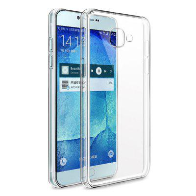 Ultra-Thin Tpu Back Case voor Samsung Galaxy A3 (2017)