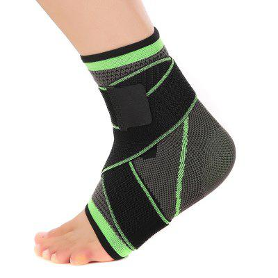 Mumian S15 Three - Dimensional Weaving Compression Adjustable Ankle Pad - 1PCS