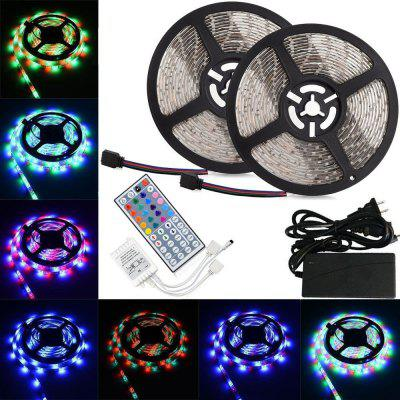 KWB 10M LED-stripplicht 5050SMD RGB 300-LED