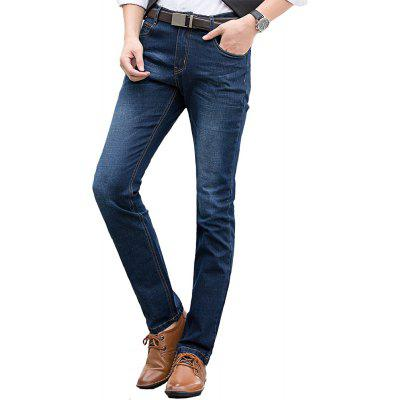 Moda Denim Joker Straight Jeans Male