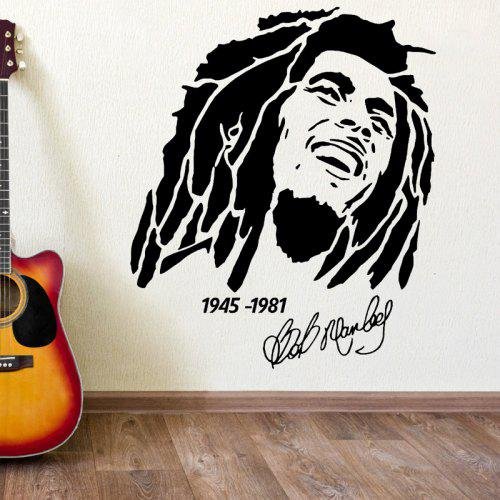 Laptop skins bob marley vinyl sticker cover custom personalise autocollante