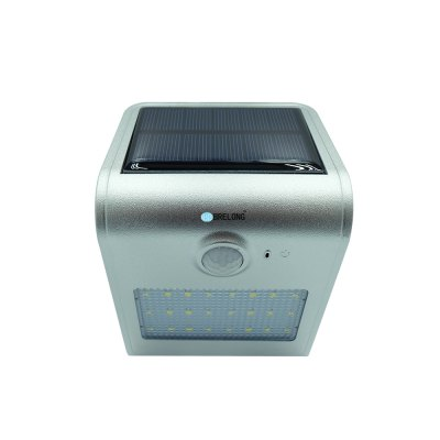 Brelong Solar Sensor Light 24LEDs Kinkiet Garden Light Lampka nocna