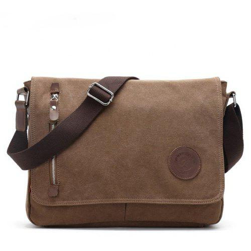 92f269363ec AUGUR 2017 New Canvas Casual Travel Bolas Masculina Messenger Crossbody  Shoulder Bag