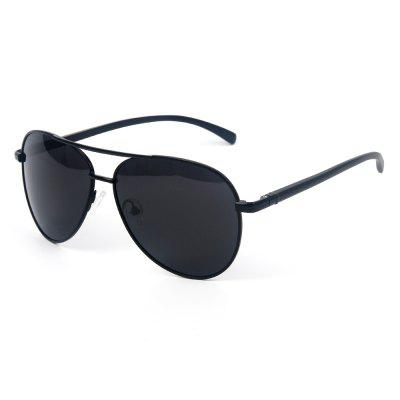 TOMYE 2150 Aviator Polarized Sunglasses for Man
