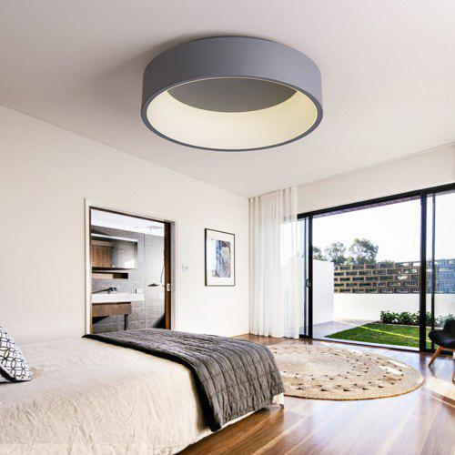 Simple Round Lamp Lights for Living Room Study Bedroom