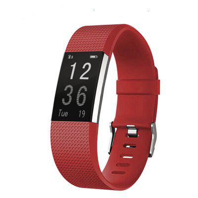 Star 4 Fitness Tracker Smart Watch Band Bracelet Japan Nordic Chip Oled Screen