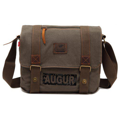 AUGUR Brand Men Messanger Bags High Quality Canvas Shoulder Male Army  Military Crossbody Tote Casual Travel Bag -  38.91 Free  Shipping 4bab4ccdcb799