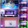 TV BackLight Kit Számítógépes tok 5050 2M RGB USB LED Strip fény 5V-os USB kábellel és mini vezérlő TV / PC / Laptop háttérvilágításhoz - RGB