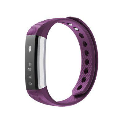 Star 3 Heart Rate Smart Watch  Fitness Tracker Band Bracelet Japan Nordic Chip Test  Accurate 0.86  Inch Big Screen