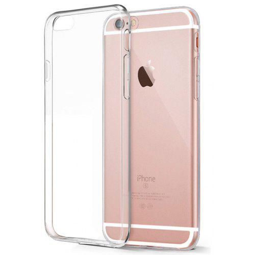 sports shoes 983c4 ccab4 Soft TPU Clear Crystal Slim Cover Case for iPhone 6s Plus / 6 Plus