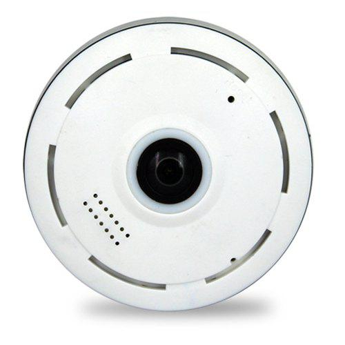 960P 360 Degree Fisheye WiFi Wireless P2P Network Mini Panoramic IP Camera  Home Security System For iOS Android