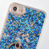 Custodia in Plastica Scintillio per il Cellulare per iPhone 7plus / 8plus - BLU