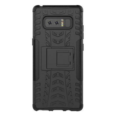 Heavy Duty Shockproof Kickstand Protective Case for Samsung Galaxy Note 8