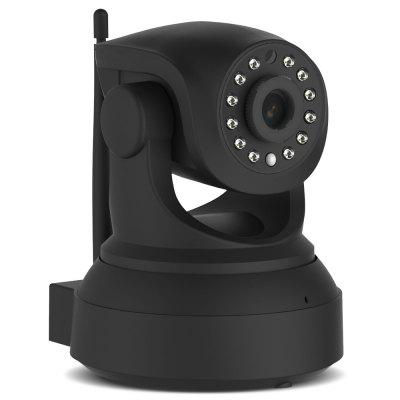 1080P HD WiFi Indoor IP Camera 2.0 MP Onvif Wireless H.264 Dual Audio IR Night Vision TF Card Slot
