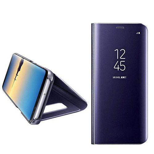 in stock 2944a cb786 Mirror Flip Leather Case Clear View Window Smart Cover for Samsung Galaxy  Note 8