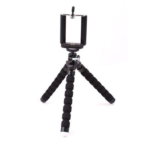 7eb3d2fef792fc Universal Compact Tripod Stand Flexible Octopus Cell Phone Camera Selfie  Stick Tripod Mount for Smartphone / Digital Camera | Gearbest