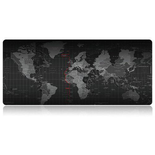 2017 New Fashion Old World Map Mouse Pad Large Pad For Mouse Notbook
