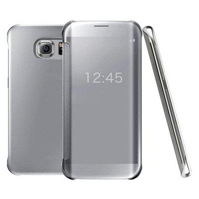 For Samsung Galaxy S7 Edge Luxury Plating Aluminum Metal Mirror Cover Phone Case