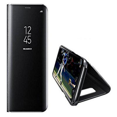 Oryginalny Mirror Clear View Smart Cover Phone With Rouse Slim Flip do Samsung Galaxy S7 Case